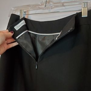 Calvin Klein Skirts - Calvin Klein Pencil Skirt Black 2